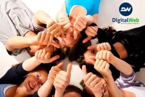 Comunidad Facebook DigitalWeb